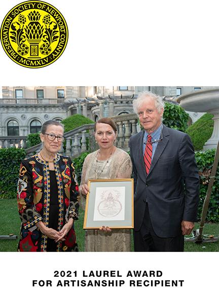 2021 Laurel Award For Artisanship Recipient